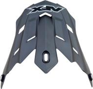 AFX FX-17Y Frost Solid Visor