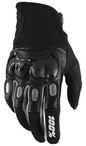 100% 2016 Derestricted Gloves Short Cuff