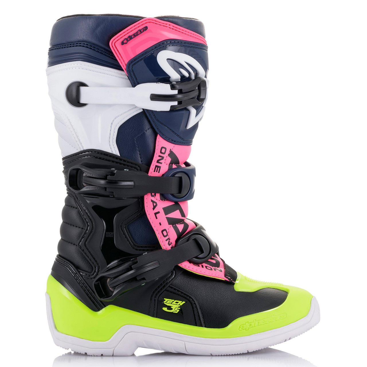 cd14570006bd04 Alpinestars Tech 3S Youth MX Offroad Boots. Price   171.40. Image 1