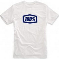 100% Essential Mens Short Sleeve T-Shirt