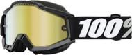100% Accuri Snow Tornado Goggles
