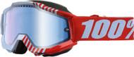 100% Accuri Snow Cupcoy Snow Goggles