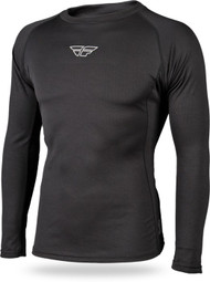 Fly Racing Base Layers Mens Heavy Long Sleeve Top