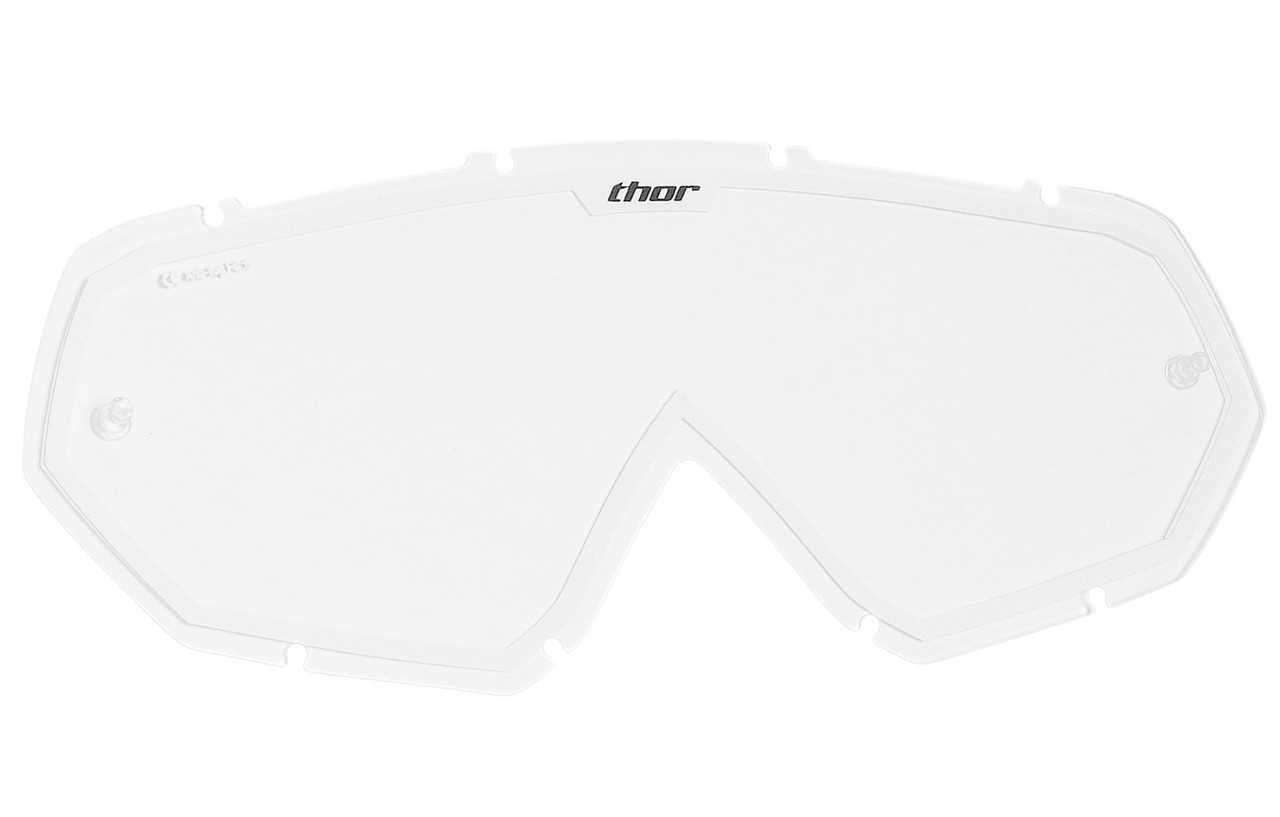 Thor Hero//Enemy Goggle Replacement Lens Clear//White