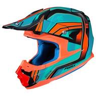 HJC FG-MX Piston MX Offroad Helmet