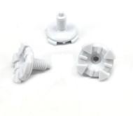 Leatt Visor Screw Kit for DBX/GPX Helmets