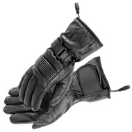 FirstGear Womens Rider Heated Motorcycle Gloves