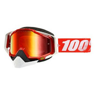 100% Racecraft 2015 Snow Goggles w/Mirror Lens