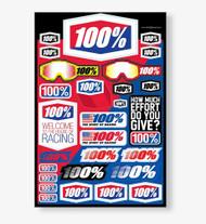 100% Sticker Kit