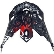AFX FX-17 Danger Replacement Helmet Visor