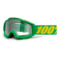 100% Accuri Clear Lens MX Offroad Goggles