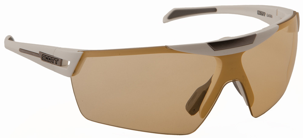 Scott Leader Sunglasses Grey//Silver ion w// Extra Clear Lens