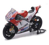 NewRay 1:12 Scale Die Cast Toy Replica Dovisioso 2015 Ducati