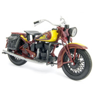 NewRay 1:12 Scale Motorcycle Indian Sport Scout 1934