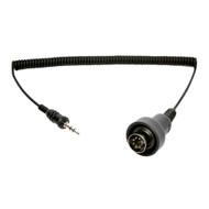 SENA SM10 3.5mm Stereo Jack To 7-Pin DIN Cable Kawasaki/Spyder/Vision