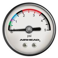 Airhead Air Pressure Gauge