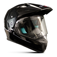 Zoan Synchrony Duo Solid Snow Helmet w/Dual Pane Shield