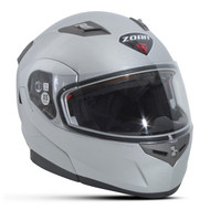 Zoan Flux 4.1 Solid Modular Dual Pane Shield Snow Helmet