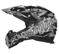 Cyber UX-28 Lightning MX Offroad Helmet