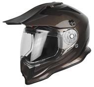 Just 1 J14 DS Dual Sport Solid Helmet