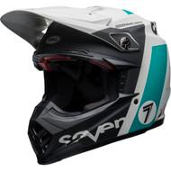 Bell Moto-9 Carbon Flex Seven Flight MX Offroad Helmet