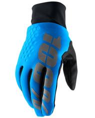 100% Hydromatic Waterproof Brisker Mens MX Offroad Gloves