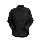 Z1R Denim Mens Long Sleeve Shirt