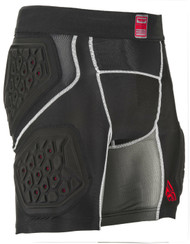 Fly Racing Barricade Mens MX Offroad Compression Shorts