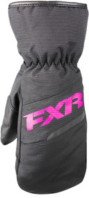 FXR Octane Youth Snow Mittens