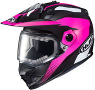HJC DS-X1 Awing Electric Shield Snow Helmet