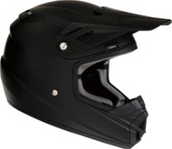 Z1R Rise Ascend Solid Youth MX Offroad Helmet