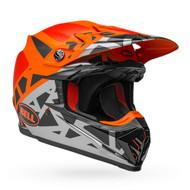 Bell Moto-9 MIPS Tremor MX Offroad Helmet