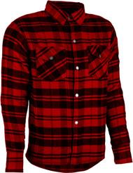 Highway 21 Marksman Mens Long Sleeve Button Up Flannel Shirt