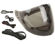 GMAX GM-67/OF-77 Electric Shield Double Lens w/Cord