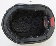 Fly Racing .38 Retro R Top Inner Liner Pad for XS-SM Helmet
