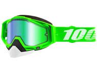 100% Racecraft Organic 2 Snow Goggles