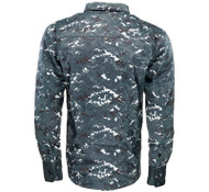 Speed & Strength Call to Arms Moto Mens Long Sleeve Button Up Shirt