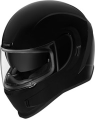 Icon Airform Solid Motorcycle Helmet