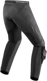 Icon Hypersport 2 Mens Leather Pants