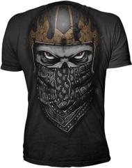 Lethal Threat Bandana Mens Short Sleeve T-Shirt