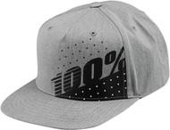 100% Oscillate Youth Snapback Hat