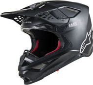 Alpinestars Supertech M8 Solid MX Offroad Helmet