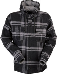 Z1R Timber Mens Long Sleeve Button Up Flannel Shirt
