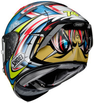 Shoei X-Fourteen/X-14 Daijiro Memorial Motorcycle Helmet