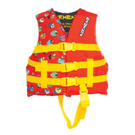 Airhead Crayon Fish Child Life Vest