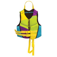 Airhead Gnar Neolite kwik-Dry Child Life Vest