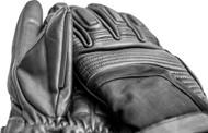 California Heat Gaunlet 12V Mens Leather Gloves