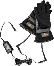 California Heat Sportflex 12V Heated Mens Motorcycle Gloves