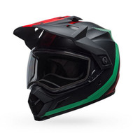 Bell MX-9 Adventure Switchback Dual Pane Shield Snow Helmet