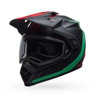 Bell MX-9 Adventure Switchback Dual Pane Snow Helmet